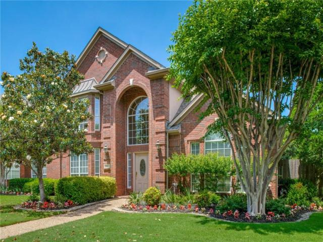 122 Cross Timbers Trail, Coppell, TX 75019 (MLS #14095614) :: All Cities Realty