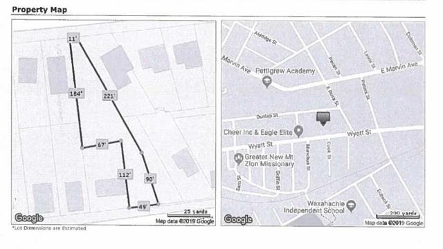 1007 Wyatt Street, Waxahachie, TX 75165 (MLS #14095633) :: Lynn Wilson with Keller Williams DFW/Southlake