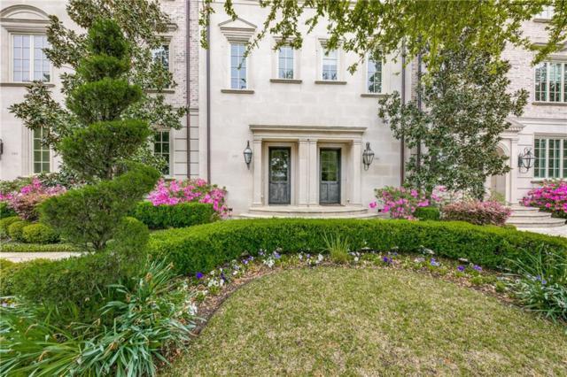 4608 Abbott Avenue #103, Highland Park, TX 75205 (MLS #14095643) :: Robbins Real Estate Group