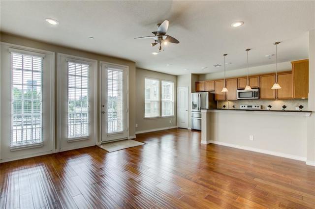 950 Henderson Street #1206, Fort Worth, TX 76102 (MLS #14095679) :: Kimberly Davis & Associates