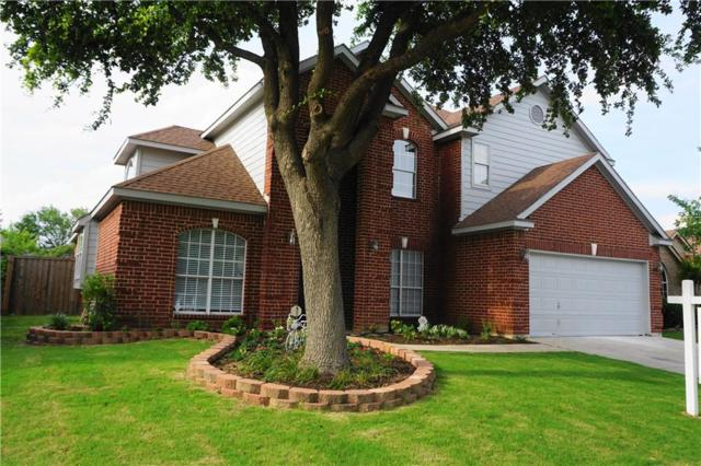 5013 Blanco Drive, Haltom City, TX 76137 (MLS #14095706) :: The Mitchell Group