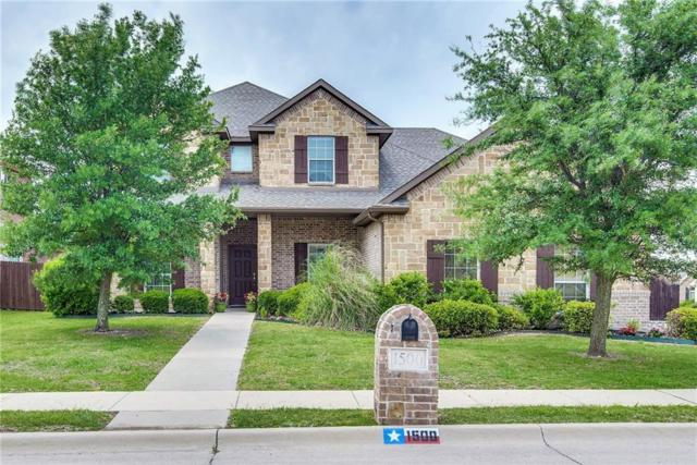 1500 Salado Trail, Weatherford, TX 76087 (MLS #14095753) :: All Cities Realty
