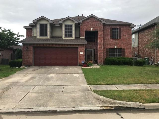 411 Pointer Place, Arlington, TX 76002 (MLS #14095787) :: Potts Realty Group