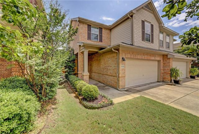 1410 Ravenwood Drive, Mansfield, TX 76063 (MLS #14095837) :: The Good Home Team