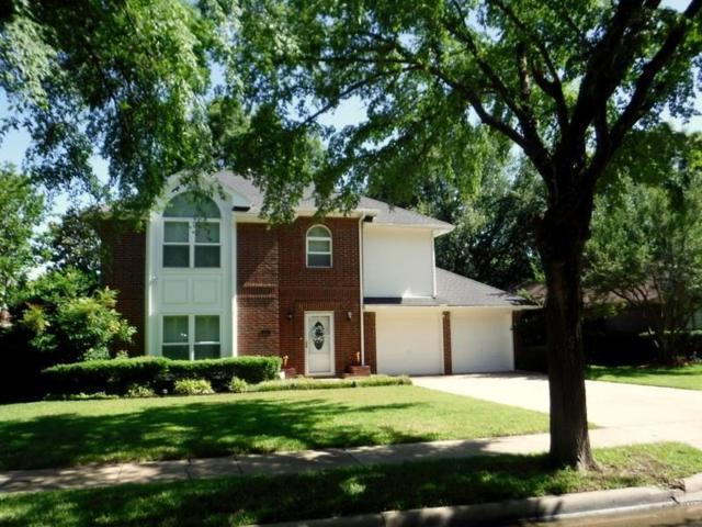 523 Goodwin Street, Grand Prairie, TX 75052 (MLS #14095844) :: The Heyl Group at Keller Williams