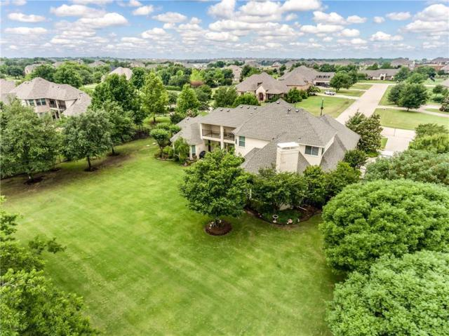 1600 Blue Forest Drive, Prosper, TX 75078 (MLS #14095869) :: The Star Team | JP & Associates Realtors