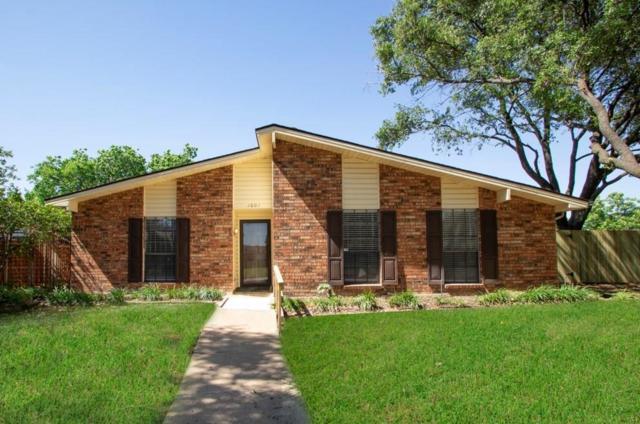1601 Cherokee Trail, Plano, TX 75023 (MLS #14095872) :: The Star Team   JP & Associates Realtors
