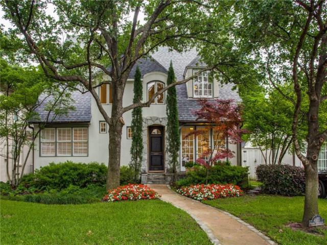 4671 S Versailles Avenue, Highland Park, TX 75209 (MLS #14095877) :: Robbins Real Estate Group