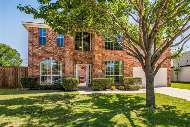 1710 Copper Leaf Drive, Corinth, TX 76210 (MLS #14095903) :: Team Tiller