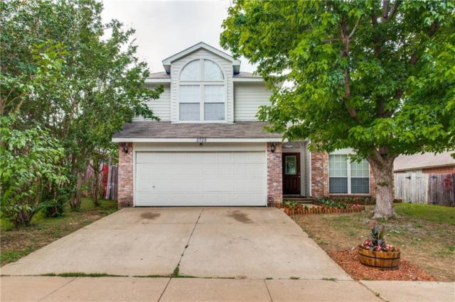 2728 Clovermeadow Drive, Fort Worth, TX 76123 (MLS #14095926) :: All Cities Realty