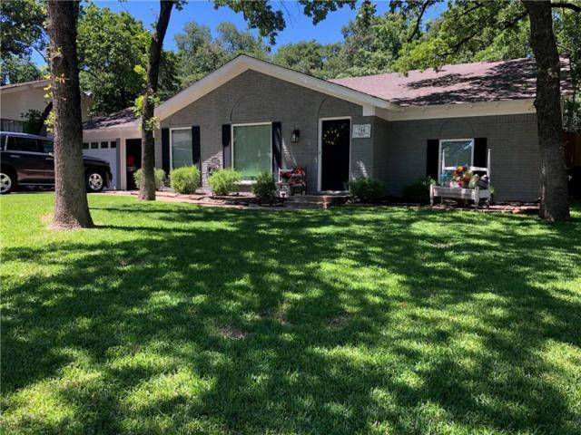 716 Thousand Oaks Drive, Hurst, TX 76054 (MLS #14095962) :: The Chad Smith Team