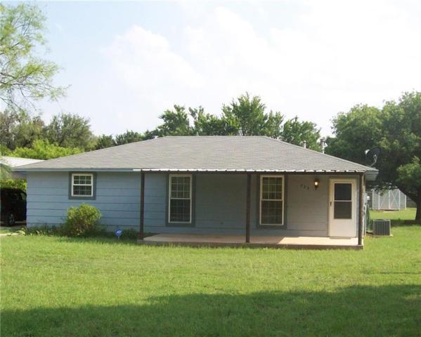 733 Cedar Street, Buffalo Gap, TX 79508 (MLS #14095966) :: Ann Carr Real Estate