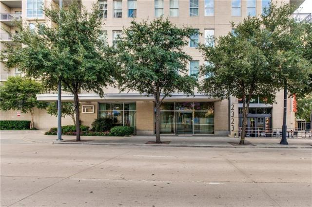 2323 N Houston Street #502, Dallas, TX 75219 (MLS #14096013) :: Van Poole Properties Group