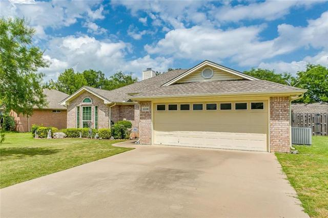 1506 Woodside Lane E, Cleburne, TX 76033 (MLS #14096035) :: The Chad Smith Team