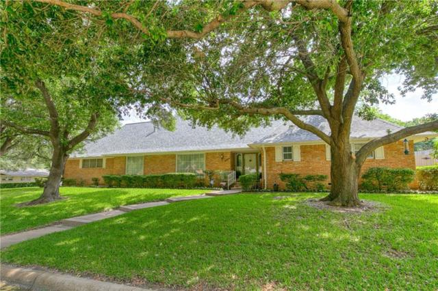 4401 Ledgeview Road, Fort Worth, TX 76109 (MLS #14096047) :: Real Estate By Design