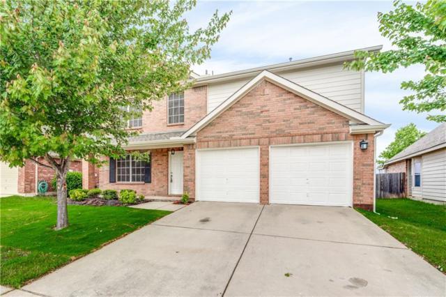 6032 Brookside Drive, Denton, TX 76226 (MLS #14096052) :: The Real Estate Station