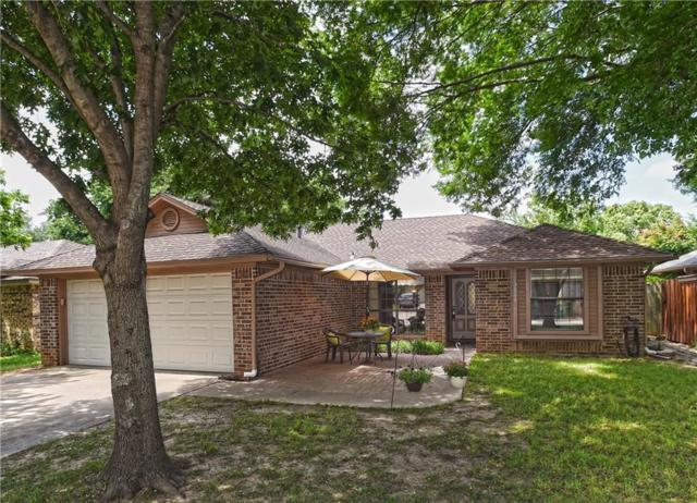 3001 Terry Court, Denton, TX 76209 (MLS #14096136) :: Team Tiller
