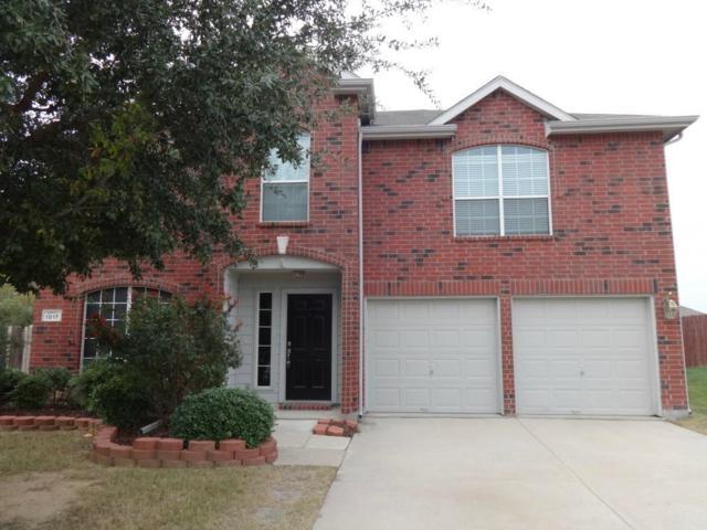 1017 Warbler, Aubrey, TX 76227 (MLS #14096143) :: Real Estate By Design