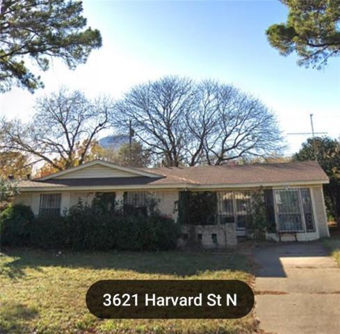 3621 Harvard Street N, Irving, TX 75062 (MLS #14096164) :: Robbins Real Estate Group