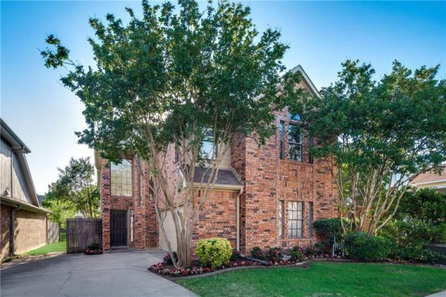 265 Alex Drive, Coppell, TX 75019 (MLS #14096170) :: RE/MAX Town & Country