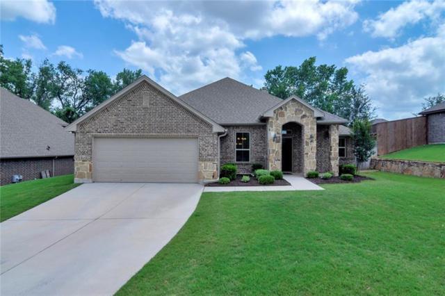 108 Valle Court, Azle, TX 76020 (MLS #14096187) :: Robbins Real Estate Group