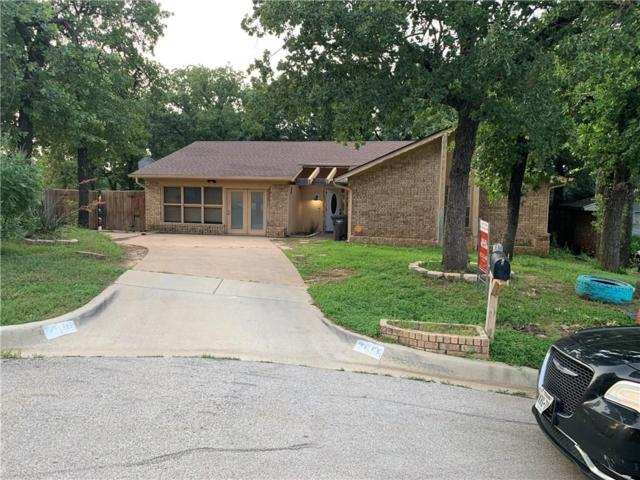 7655 Blue Carriage Ct, Fort Worth, TX 76120 (MLS #14096193) :: Century 21 Judge Fite Company