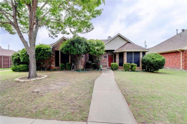 913 Schrade Trail, Mesquite, TX 75181 (MLS #14096200) :: The Hornburg Real Estate Group