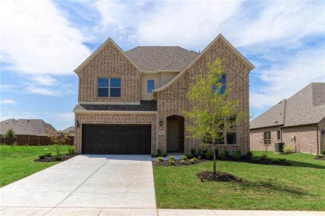911 Sabine Drive, Prosper, TX 75078 (MLS #14096201) :: Hargrove Realty Group
