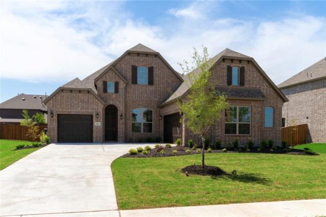 921 Sabine Drive, Prosper, TX 75078 (MLS #14096204) :: Hargrove Realty Group