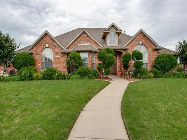 1405 Mossy Ridge, Desoto, TX 75115 (MLS #14096233) :: Real Estate By Design