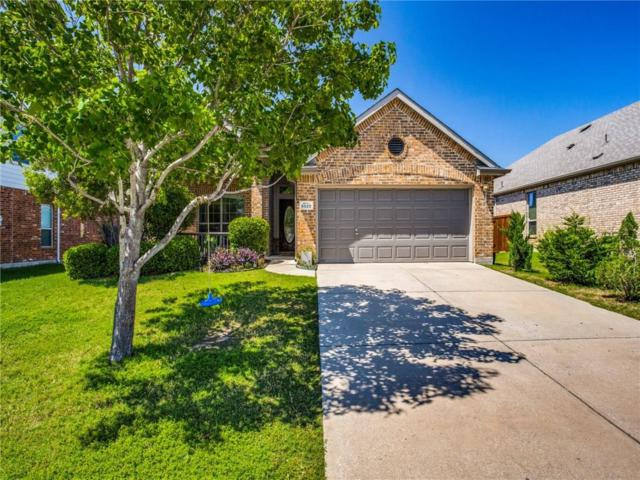 5020 White Spruce Drive, Mckinney, TX 75071 (MLS #14096240) :: Real Estate By Design