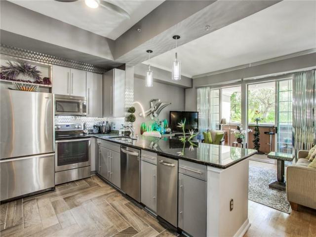 3225 Turtle Creek Boulevard #102, Dallas, TX 75219 (MLS #14096263) :: The Real Estate Station