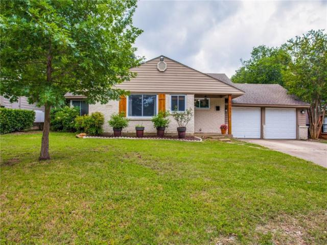 3351 Covert Avenue, Fort Worth, TX 76133 (MLS #14096293) :: The Heyl Group at Keller Williams