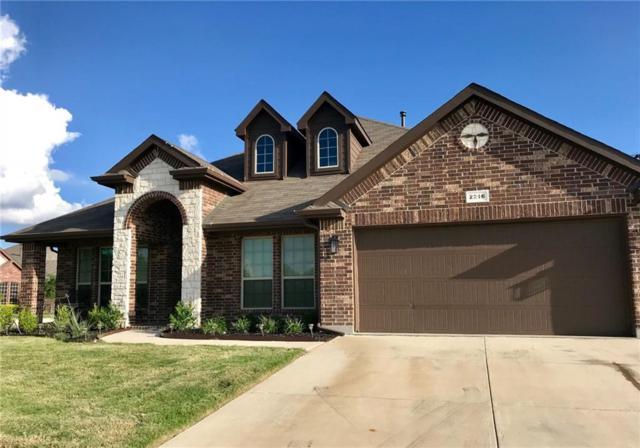 2216 Sierra Pelada Drive, Fort Worth, TX 76131 (MLS #14096301) :: The Chad Smith Team