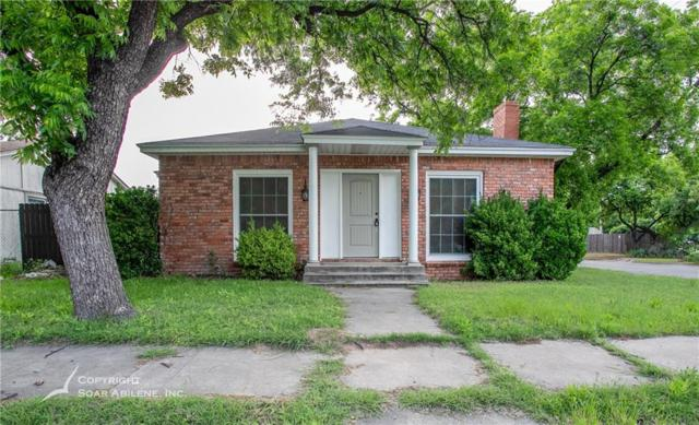 1181 Meander Street, Abilene, TX 79602 (MLS #14096319) :: The Chad Smith Team