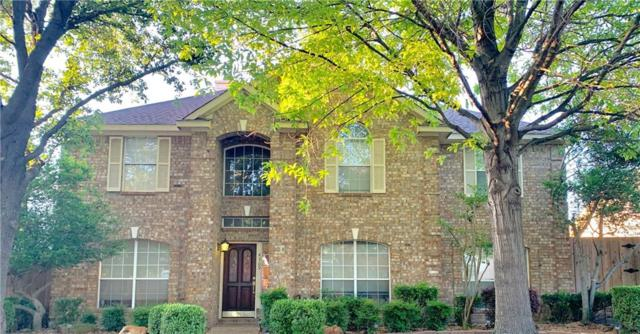 4309 Staten Island Drive, Plano, TX 75024 (MLS #14096323) :: The Heyl Group at Keller Williams