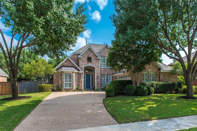 5105 Arbor Hollow Drive, Mckinney, TX 75072 (MLS #14096341) :: Robbins Real Estate Group