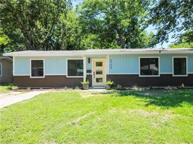 5704 Fursman Avenue, Fort Worth, TX 76114 (MLS #14096342) :: The Mitchell Group