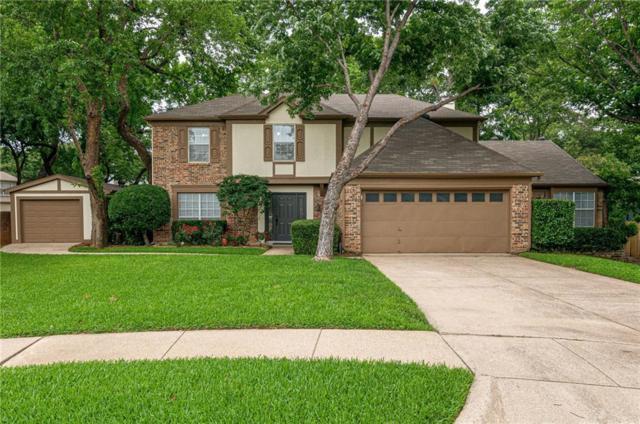 526 Briarcroft Drive, Grapevine, TX 76051 (MLS #14096356) :: Team Tiller