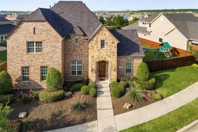 2229 Emerson Lane, Carrollton, TX 75010 (MLS #14096372) :: Kimberly Davis & Associates
