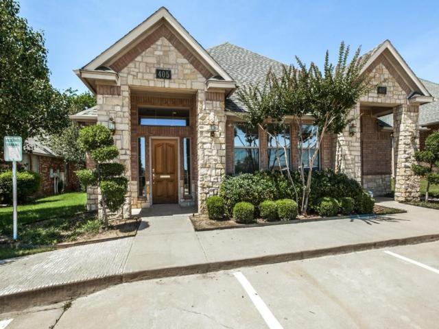 405 Harwood Road, Bedford, TX 76021 (MLS #14096381) :: NewHomePrograms.com LLC