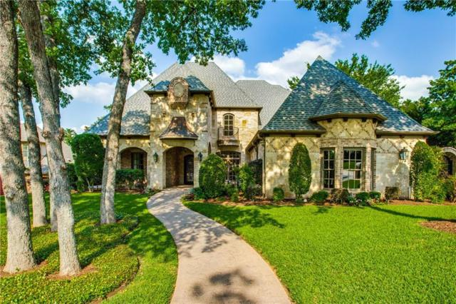 7305 Vanguard Court, Colleyville, TX 76034 (MLS #14096401) :: The Tierny Jordan Network