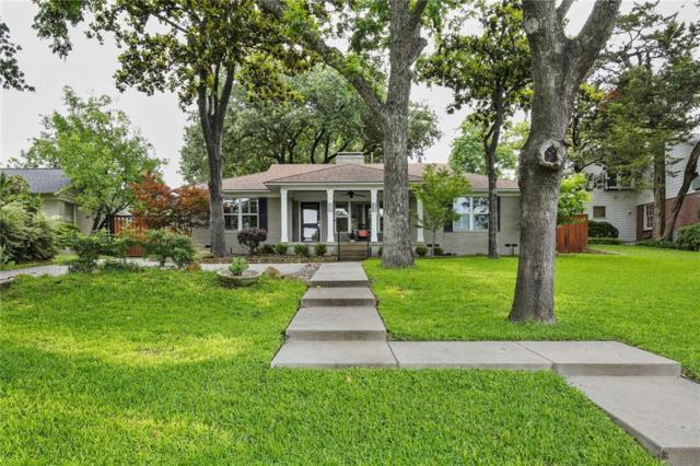 1614 Oak Knoll Street, Dallas, TX 75208 (MLS #14096496) :: HergGroup Dallas-Fort Worth