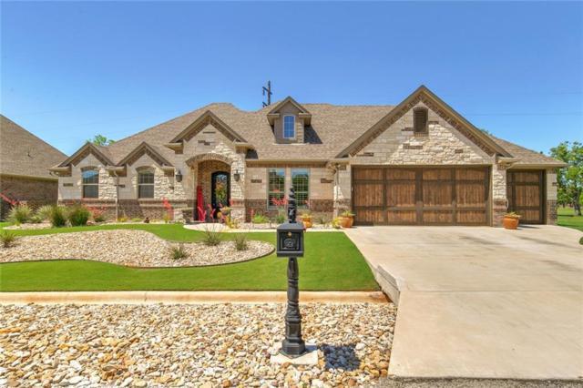 5918 Pebble Beach Court, Granbury, TX 76049 (MLS #14096499) :: Real Estate By Design