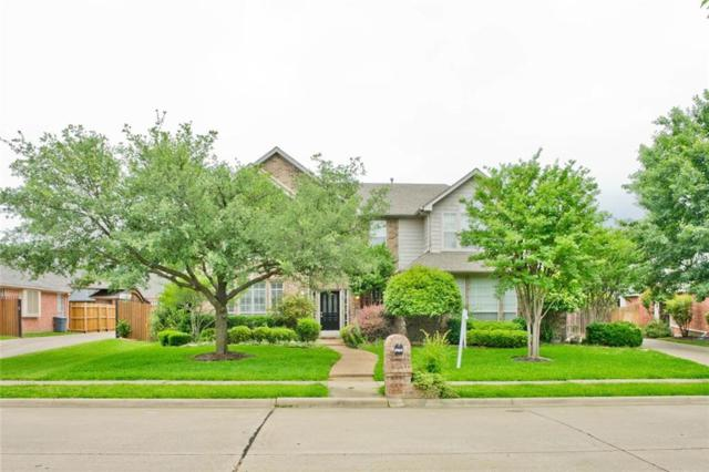 8901 Trails Edge Drive, North Richland Hills, TX 76182 (MLS #14096505) :: The Tierny Jordan Network