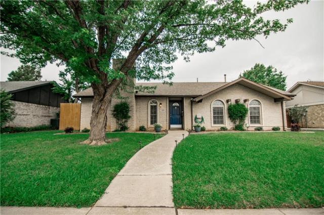 1426 Applegate Drive, Lewisville, TX 75067 (MLS #14096517) :: The Hornburg Real Estate Group