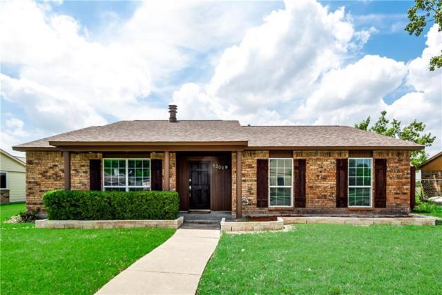 5309 Highgate Lane, Rowlett, TX 75088 (MLS #14096599) :: NewHomePrograms.com LLC