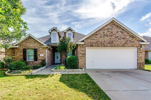 9616 Lankford Trail, Fort Worth, TX 76244 (MLS #14096624) :: Real Estate By Design