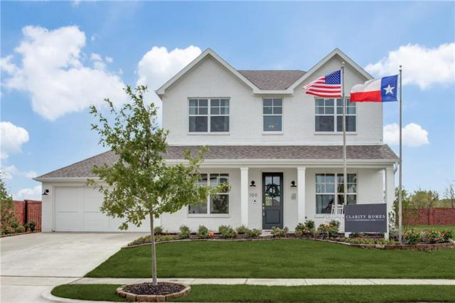 100 Parkview Drive, Aledo, TX 76008 (MLS #14096633) :: Real Estate By Design