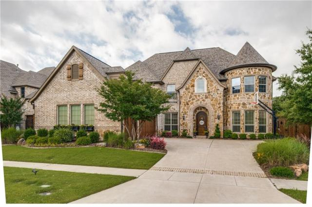 4151 Castle Bank Lane, Frisco, TX 75033 (MLS #14096667) :: HergGroup Dallas-Fort Worth